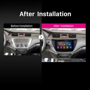 Image 5 - Seicane 9 بوصة أندرويد 10.0 سيارة مشغل وسائط متعددة لتحديد المواقع لميتسوبيشي لانسر IX 2006 2007 2010 مع واي فاي Carplay بلوتوث USB