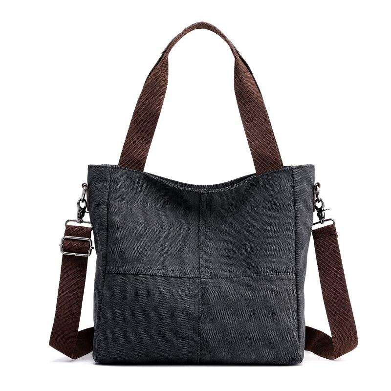 Canvas Handbags Casual Crossbody Bag