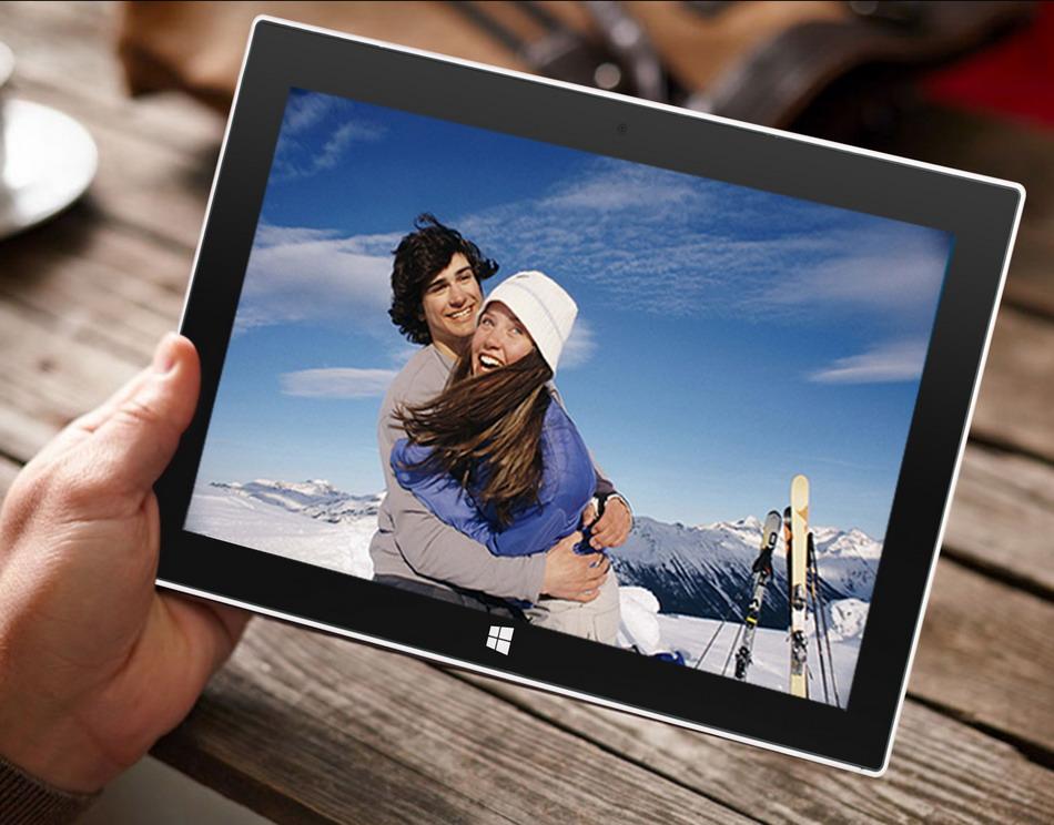 Jumper EZpad 5SE tablet PC 10.6\'\' Windows 10 IPS 1920 x1080 Intel Cherry Trail Z8300 4GB 64GB HDMI BT WiFi windows tablet laptop (10)
