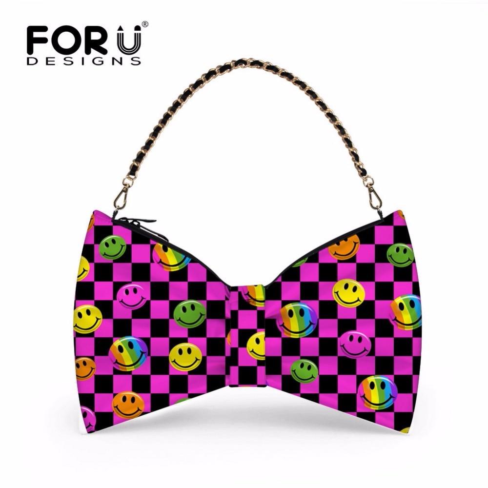 ФОТО Sweety Style Handbag Women Daily Single Shoulder Hand Bags Ladies Emoji  Face Printed Summer Beach Bag Classic Plaid Crossbody