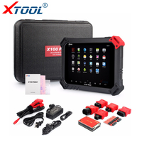 XTOOL X100 PAD2 Pro KC100 Wifi & Bluetooth Professional Diagnostic Tool/key programmer with VW 4th 5th IMMO/Odometer adjustment
