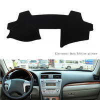 Fit For Toyota Camry 6th 2006 2011 Car Dashboard Cover Avoid Light Pad Instrument Platform Dash