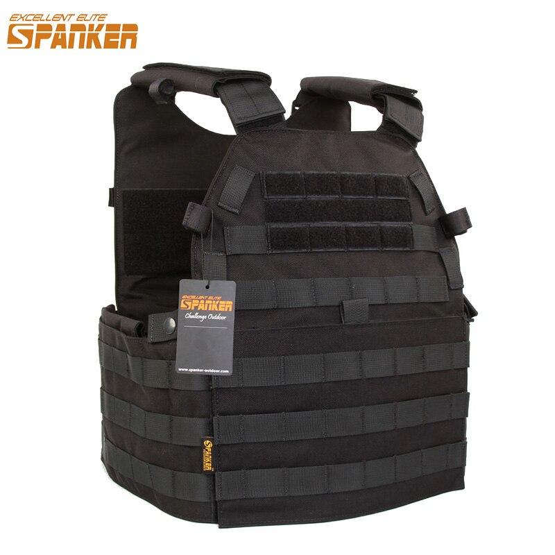 EXCELLENT ELITE SPANKER Outdoor Hunting 6094 Tactical Army Vest Molle Military Unloading Waistcoat Combat Tactical Men