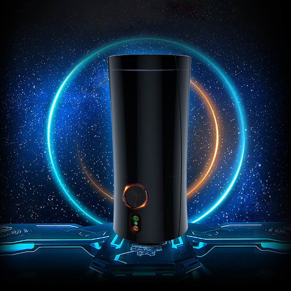 Electro Double Rotating Masturbator Automatic Sound Pussy Oral Sucking Masturbation Cup Sex Pussy Licking Adult Sex Toys For Men male masturbator cup artificial vagina pussy virgin mini lifelike pocket pussy sucking masturbation cup adult sex toys b2 1 20