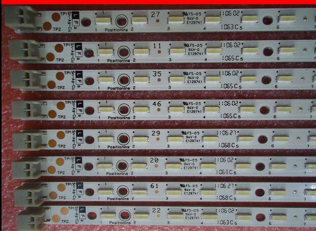 LCD-52LX530A 52LX830A светодиодная подсветка E129741 Артикул лампа 1 шт = 56led 591 мм