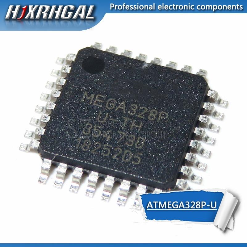 1PCS TMEGA328P-AU QFP ATMEGA328-AU TQFP ATMEGA328P MEGA328-AU SMD New And Original IC ATMEGA328P-U HJXRHGAL