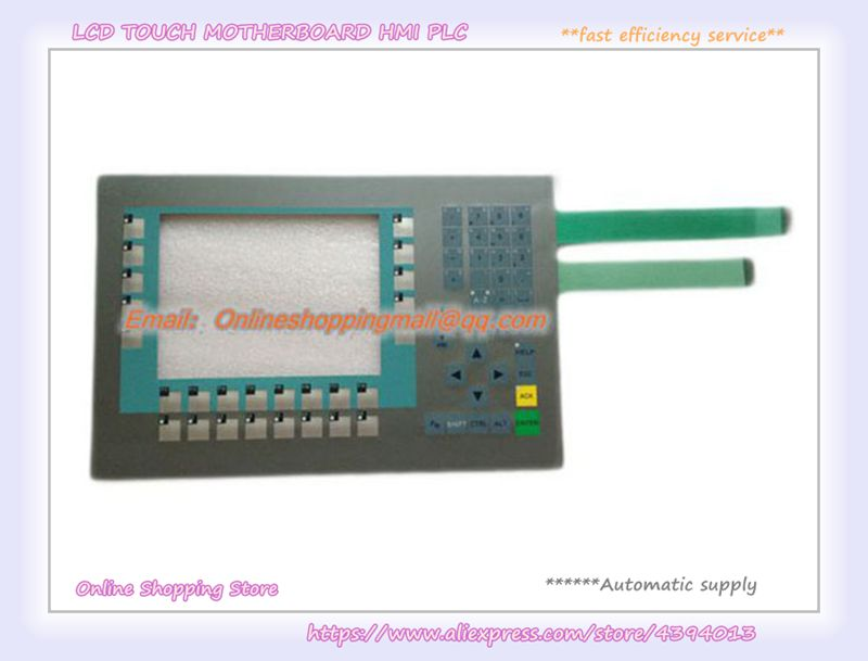 New original offer HMI Membrane keypad MP277-8 6AV6 643-0DB01-1AX1 6AV6643-0DB01-1AX1 стоимость