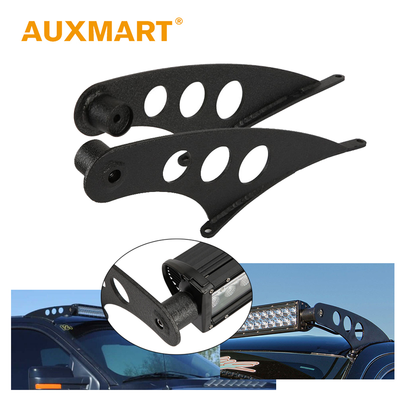 Us 64 78 15 Off Auxmart For Ford F150 2009 2014 Mounting Brackets Fit 50