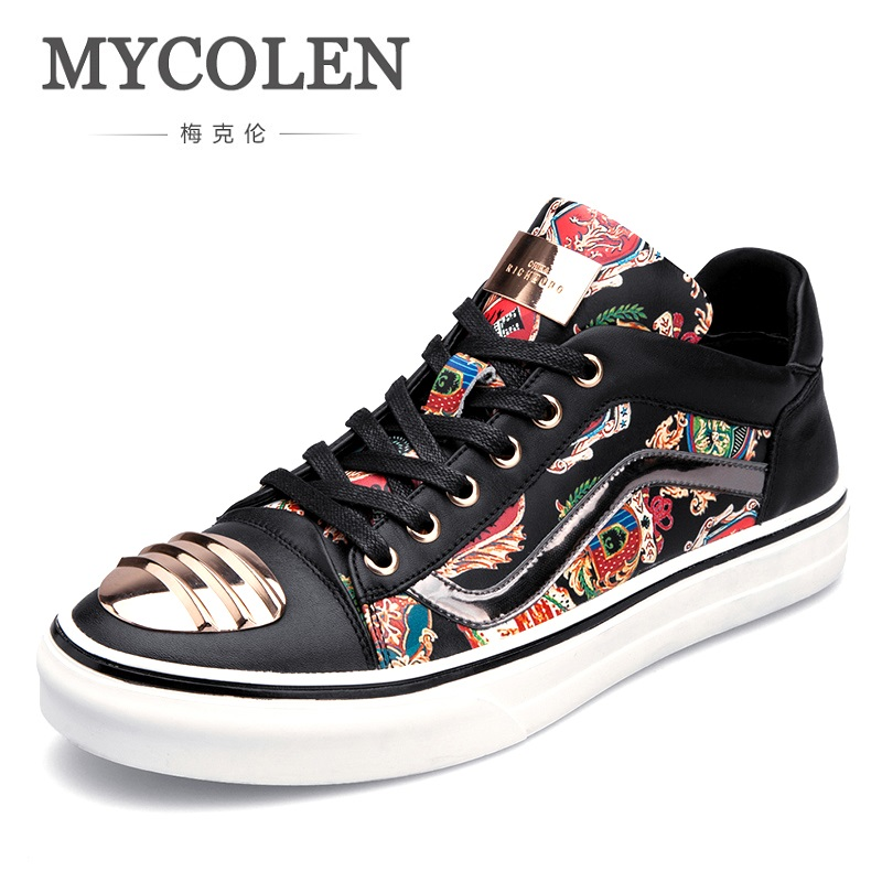 MYCOLEN Luxury Brand Height Increase Men Shoes Genuine Leather Casual Leather Shoes Comfortable Lightweight Breathable Men Shoes 2017 new spring imported leather men s shoes white eather shoes breathable sneaker fashion men casual shoes