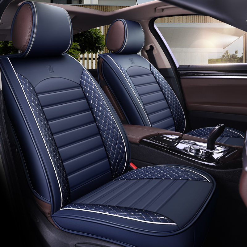 FLASH SALE] leather car seat cover For mitsubishi pajero 4 2