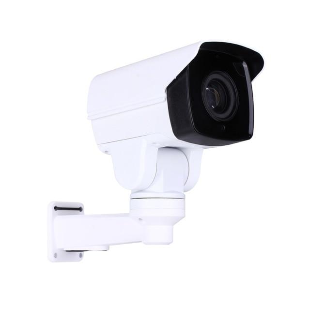 High Performance Mini 2 0MP POE PTZ IP Camera 10X optical zoom 1080P waterproof IR 80M