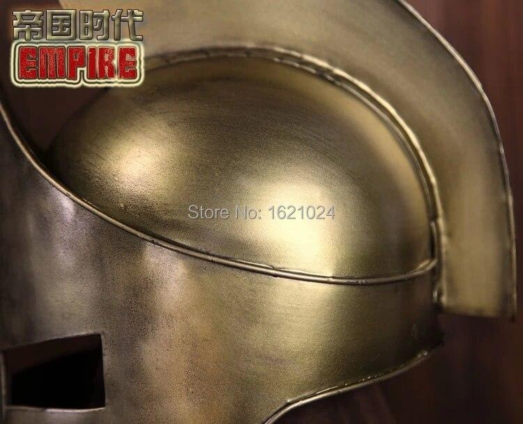 средневековый европейский броня спарта шлем средневековье