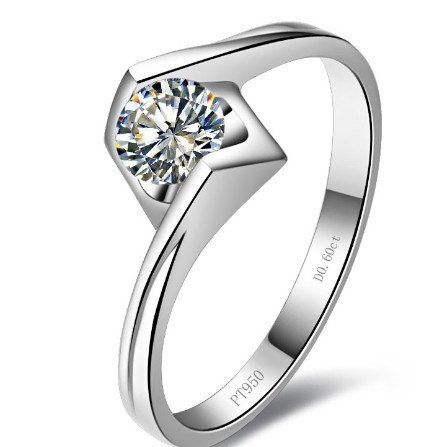 06ct kiss of angel promise sona synthetic diamonds rings for women anniversary sterling silver jewelry - Elegant Wedding Rings