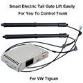 Smart auto eléctrico conjunto de control remoto de elevación para volkswagen vw tiguan puerta trasera altura evitar pellizcar con aspiración eléctrica