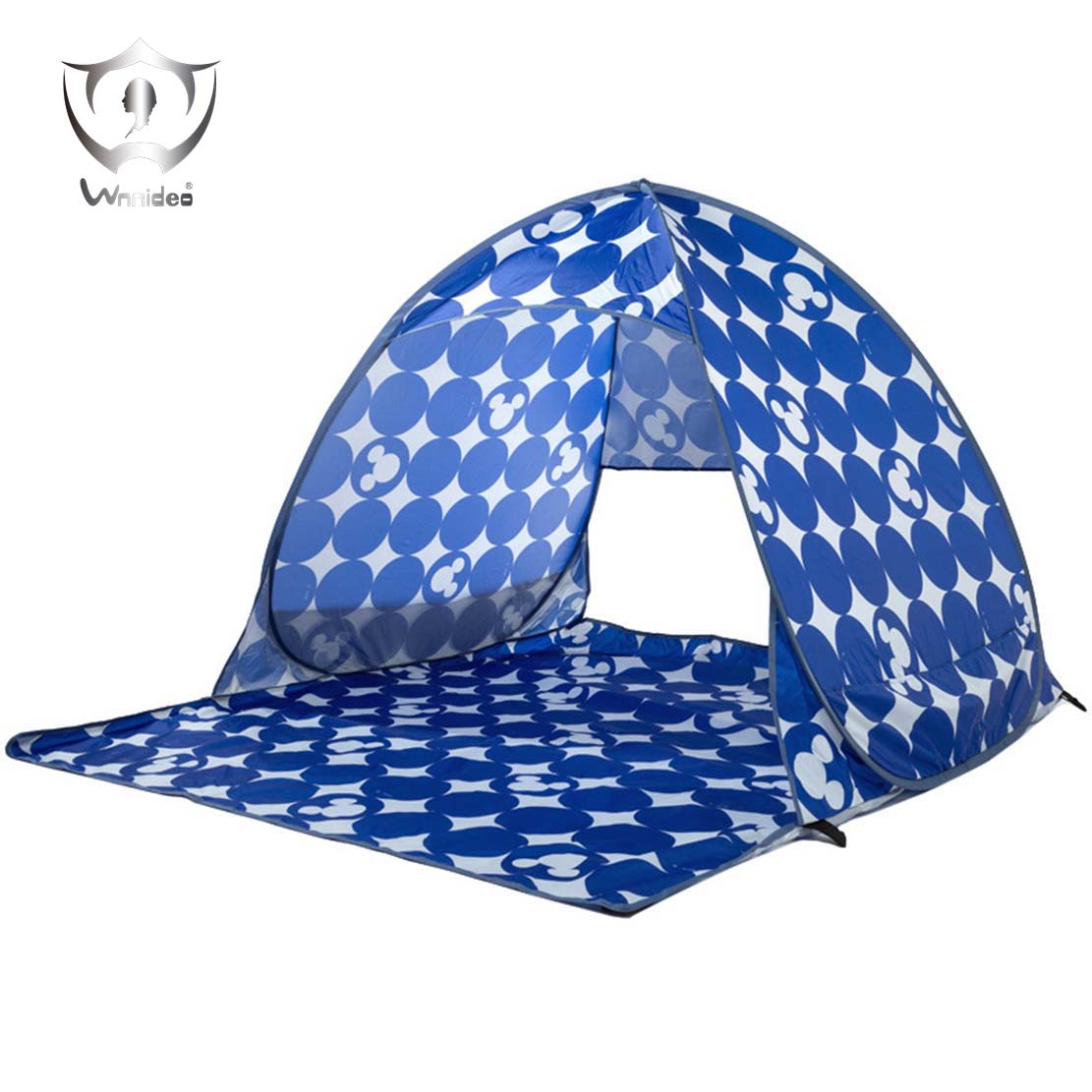 Automatic Pop Up Instant Portable Outdoors Quick Cabana Beach Tent Sun Shelter Anti Ultraviolet Fishing Tent outdoor summer tent gazebo beach tent sun shelter uv protect fully automatic quick open pop up awning fishing tent big size