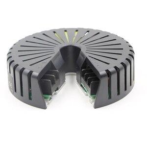 Image 2 - נהג LED אספקת חשמל שנאי 150 W 12.5A LED מתאם מתח מיתוג 110 V 220 V כדי 24 V 12 V עגולים צורה עבור 5050 led רצועת