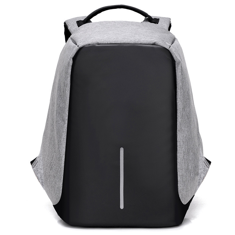 Anti-theft Backpack USB Charging Men Laptop Backpacks For Teenagers Male Mochila Waterproof Travel Backpack School Bag Dropship ...