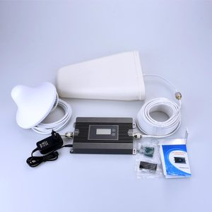 Image 5 - ハイパワー LTE 4 3g 携帯信号ブースター FDD 2600 携帯電話の信号リピータ携帯信号アンプとスマート液晶キット