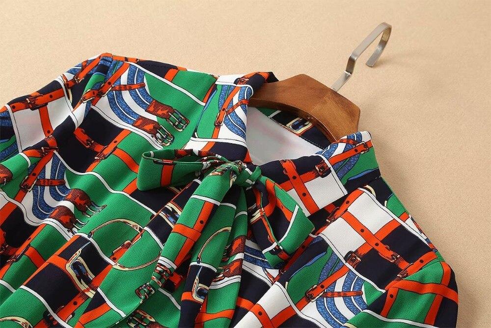 Femmes Robe Design Qualité Européenne Marque Printemps Style Ws0334 De Luxe Partie Mode 2019 Nouvelle Supérieure CwwYtqxRT