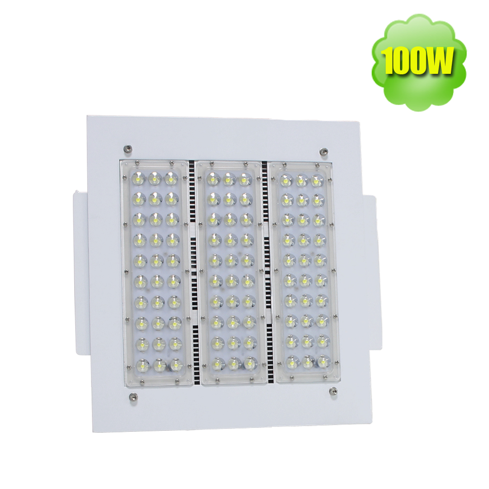 Canopy And Parking Garage Lights Led Outdoor Lighting: Led Gas Station Canopy Lights & 60w LED Canopy Lights For