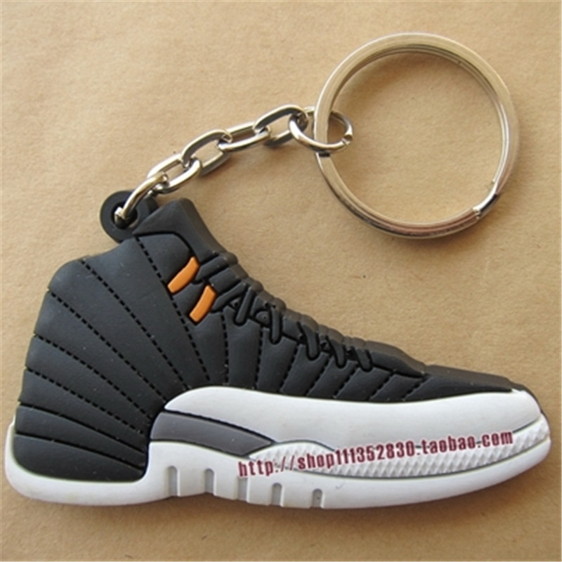 info for 35bd2 bb9b6 ... discount 100pcs lot hot air jordan keychain 3d jordan keychain jordan  pvc shoes keychain sneaker keychain