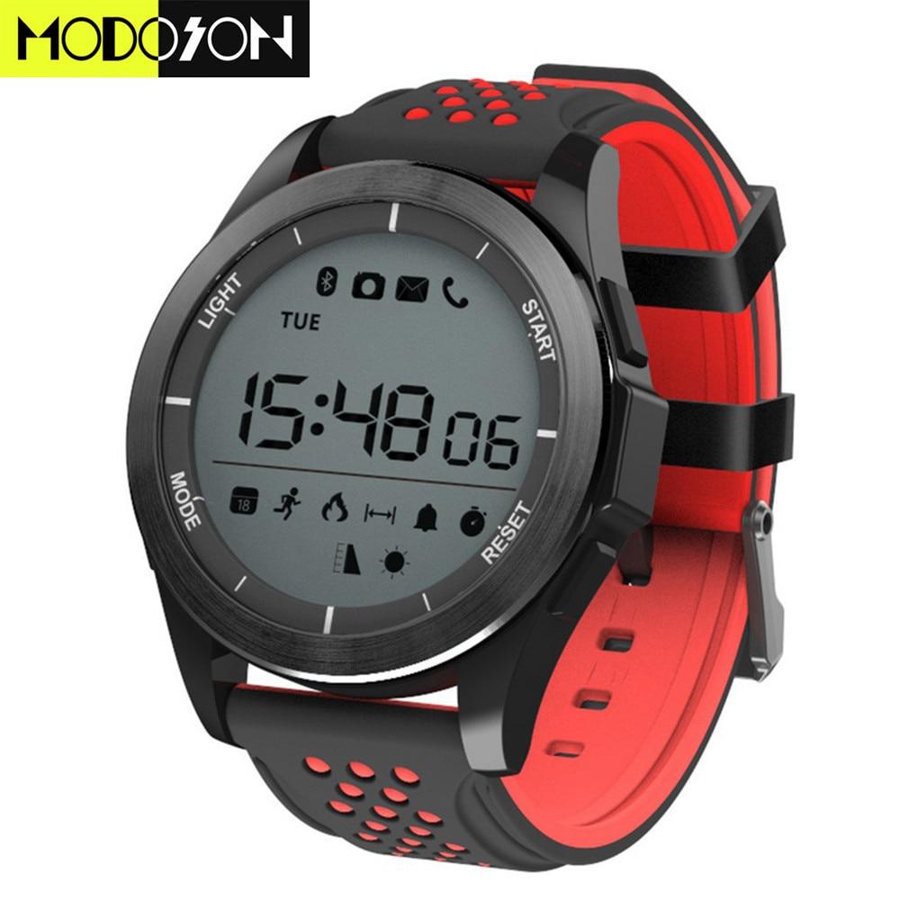 MODOSON Smart Watch F3 Bluetooth Sport Smartwatch Clock For Samsung Huawei Xiaomi Sony ios Apple iphone 5 6 7 8 X plus XS MAX XR g6 tactical smartwatch