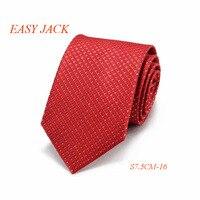 2017 del Nuovo Personale Stile Uomini D'affari Cravatta Uomo Cravatta Wedding Party Sposo Cravatte di Seta Naturale Su Misura Uomo Cravatte Cravate