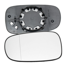 190 мм x 107 мм прозрачная левая БОКОВАЯ ДВЕРЬ крыло зеркало стекло широкий угол для SAAB 9-3 93 2002 2003 2004 2005 2006 2007 2008 2009 2010