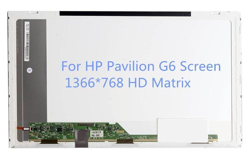 For HP Pavilion G6 Screen 1366*768 HD Matrix ноутбук бу hp pavilion g6