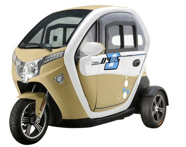 Electric Tricycle Tz 003 60v50ah 1500w In Electric