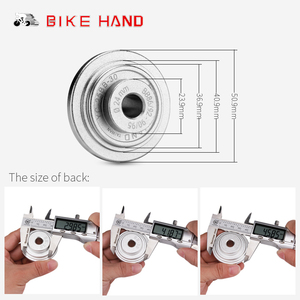 Image 5 - Bike Hand BB Press Fit Tool Bottom Bracket Removal Installation Bicycle Repair Tools Professional BB Bearing Press Bike Tool Set