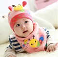 Summer 6 - 12 months old baby hat baby spring and autumn caps 100% newborn cotton summer princess tire cap girl baby caps
