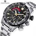 2018 nuevo PAGANI дизайнерские Роскошные брендовые дизайнерские спортивные кварцевые часы мужские часы из нержавеющей стали Relogio Masculino