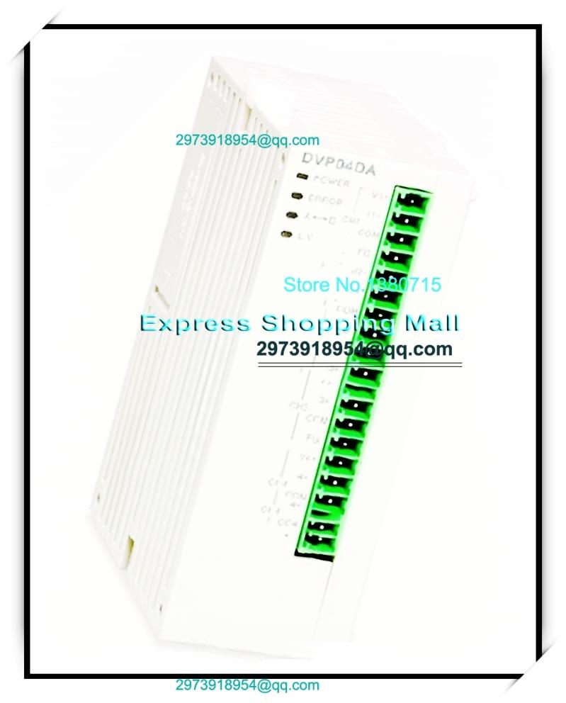 New Original DVP01LC-SL Delta PLC 1 channel weighing module new original dvp16xm11n delta plc 16di digital module