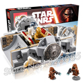 219pcs Bela 05021 New Star Wars Droid Escape Pod Assembling Building Blocks Gifts Compatible With Lego