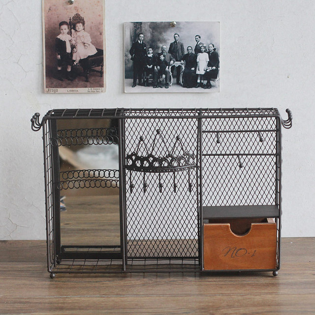 Wire Frame Jewelry Display Holderd Earrings Display Stand Hang on ...