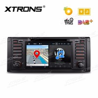 XTRONS 7'' Android 8.0 Octa Core Car Radio DVD Player GPS Navigation for BMW 7 5 Series 1994 2001 E39 1995 2003 M5 1999 2003