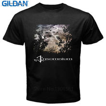Summer Tops  Men'S Machine Insomnium One Sorrow Metal Rock Band O-Neck Short Sleeve Fashion T Shirts недорго, оригинальная цена