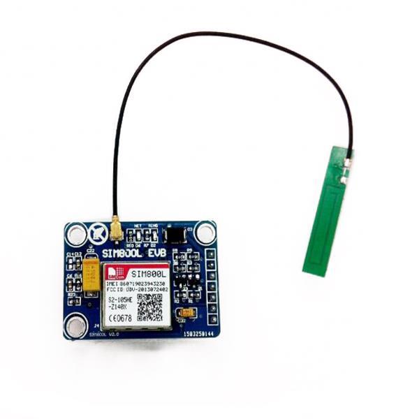 Sim800l GSM GPRS Modulo Quad-band Quad con antenna 850 900 1800 1900 MHz sim800l