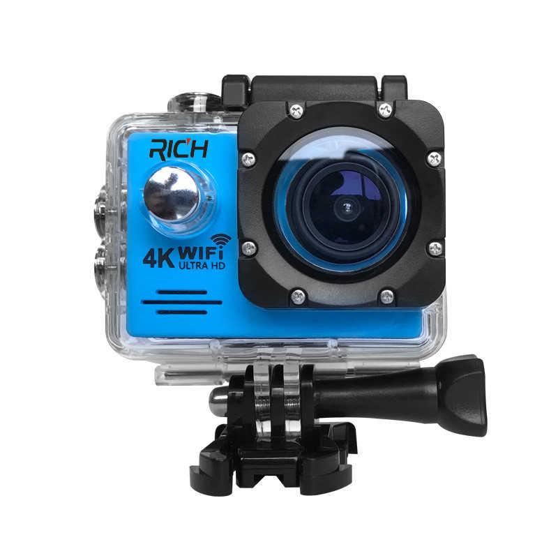 "Andoer Q3H 2 ""Ультра-HD lcd 4 K 25FPS 1080 P 60FPS Wifi Cam FPV видео выход 16 МП Экшн-камера"