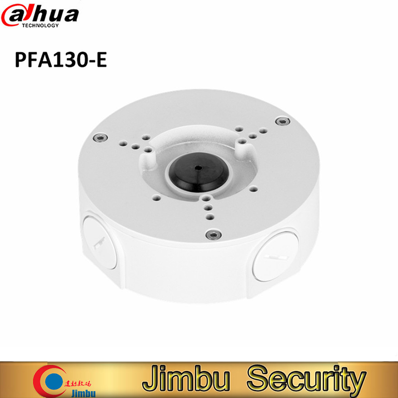 Dahua Water-proof Junction Box PFA130-E Neat & Integrated design Aluminum IP66 junction box camera bracket h1 h3 h4 h7 h8 h11 hb3 9005 hb4 9006 100w 6000k super bright white car light halogen lamp bulb car styling headlight fog lights