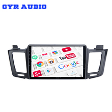 Android 5.1 Quad core 10.2″ 1024*600 Car dvd GPS stereo radio player for toyota RAV4 2012-2016 WIFI Bluetooth Mirror Link