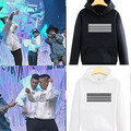 big bang kpop bigbang  clothes MADE tour right Zhilong TOP Hoodie fleece  dress.kpop bigbang G-Dragon k-pop