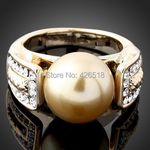DLNCTD Personalized Romantic Wedding Rings for Lover Gold-Color Stainless Steel Couple Rings for Engagement Party Jewelry Wedding Bands,8,Personalized Women