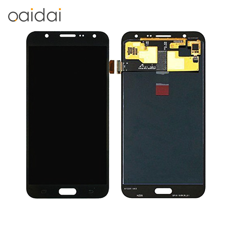 Lcd Display Touch Screen Digitizer Assembly Replacement Parts For Samsung GALAXY J7 2015 J700 J700F J700M Phone Free Shipping brand new tested lcd display touch screen digitizer assembly for samaung galaxy e5 e500f h hq m f h ds replacement parts
