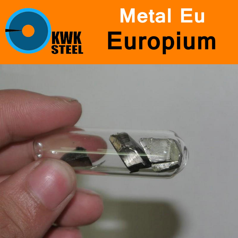 Eu Europium Bulk Argon Protect Pure 99.95% Periodic Table of Rare-earth Metal Elements for DIY Research Study Medicine Education венто argon 2