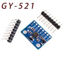 10pcs lot GY 521 MPU 6050 MPU6050 Module 3 Axis analog gyro font b sensors b