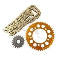 Sprocket and 530 Chain Kit For HONDA CB1300 1300 2004 2005 2006 2003 2007 New 07