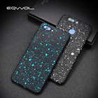 Eqvvol Art Starry sky Ink Phone Case For Huawei P20 P20 Pro Lite P10 P9 Plus Mate 10 9 Matte PC Hard Cases For Honor 8 7 V10 V9