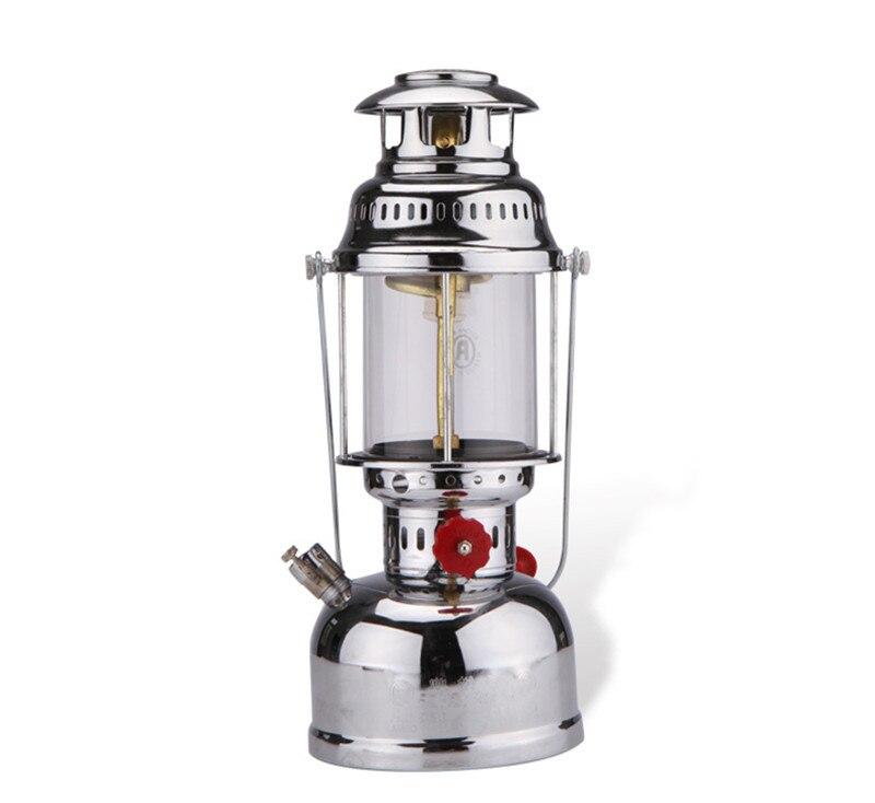 Gratis Verzending Factory direct wind strakke heldere Gas lamp mantel kerosine lamp camping licht kamp licht Gas lantaarn Mantles